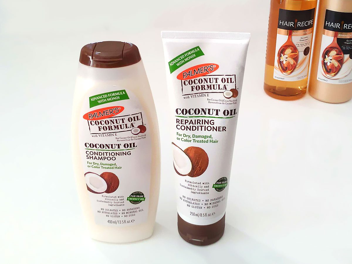 Palmer's Conditioning Shampoo Coconut Oil